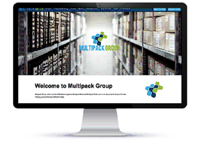Multipack Group Screen